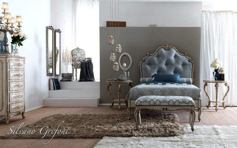 Silvano Grifoni Doppelbett Doppelbett Betten  |