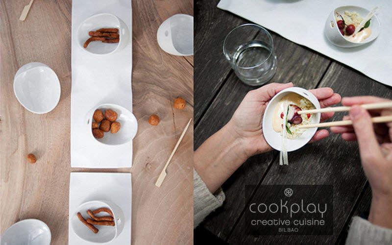 COOKPLAY Schale Becher und kleine Becher Geschirr  |
