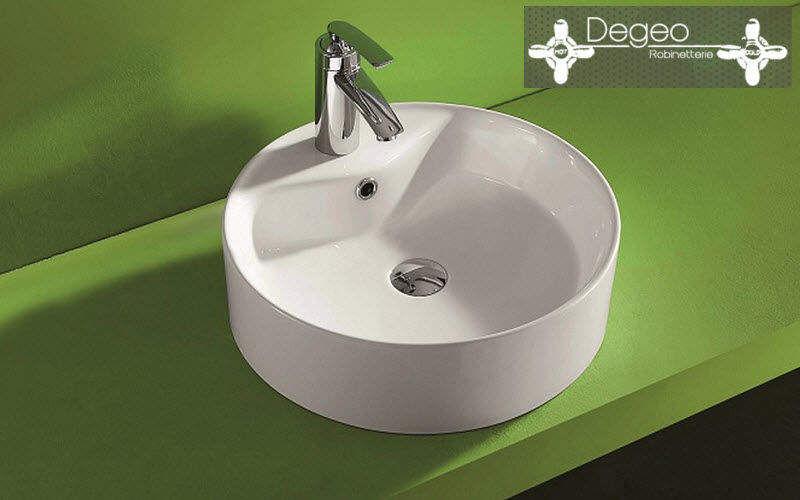 DEGEO Handwaschbecken Waschbecken Bad Sanitär  |
