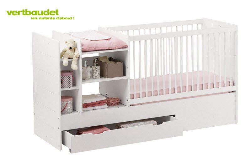 Babybett kinderzimmer decofinder Vertbaudet kinderzimmer
