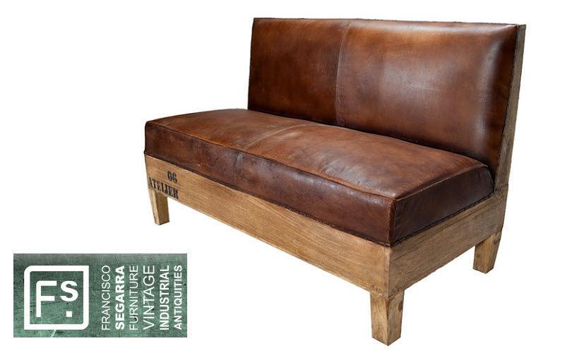 FRANCISCO SEGARRA Gepolsterte Bank Sitzbänke Sitze & Sofas  |