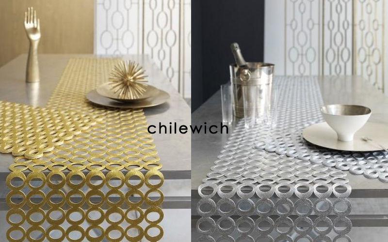 CHILEWICH Tischset Sets Tischwäsche   