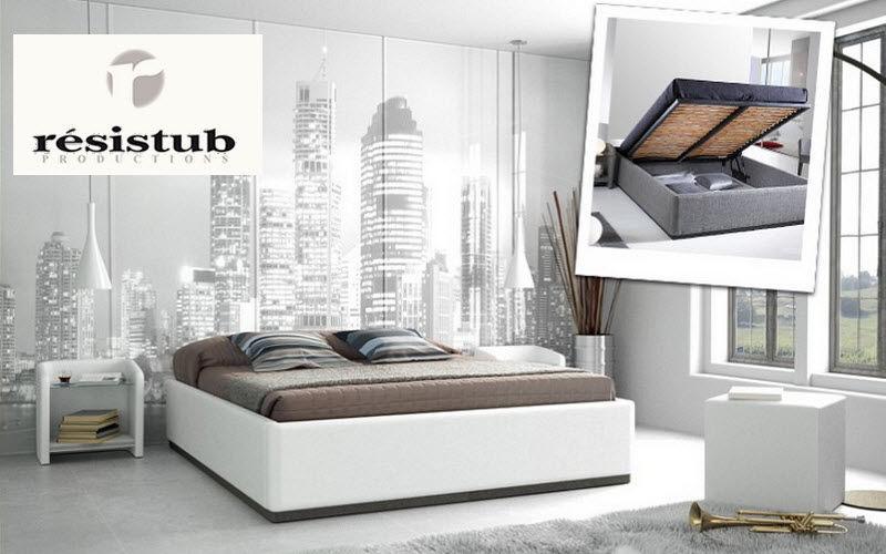 RESISTUB Kastenbett Einzelbett Betten  |