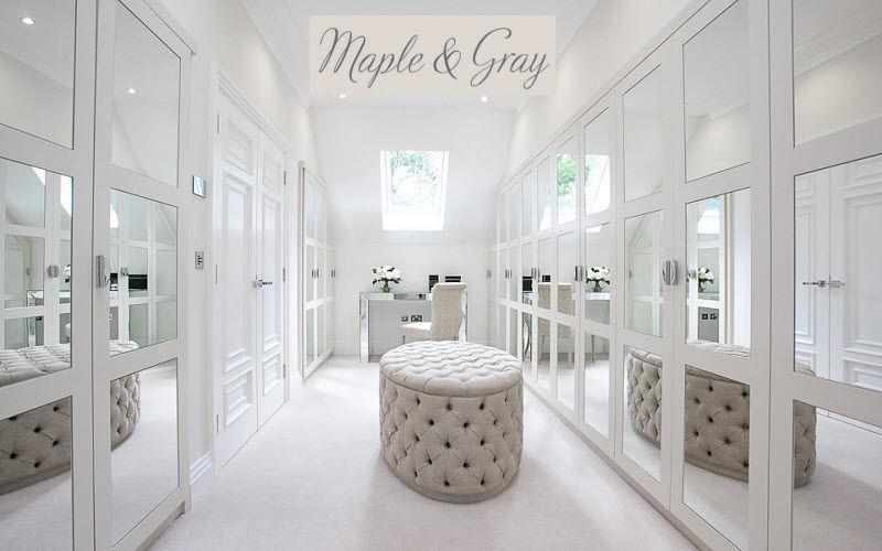 MAPLE & gray Ankleidezimmer Ankleidezimmer Garderobe  |