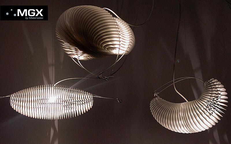 MGX by Materialise Deckenlampe Hängelampe Kronleuchter und Hängelampen Innenbeleuchtung  | Unkonventionell
