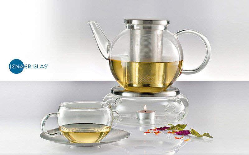 Jenaer Glas Teekanne Kaffee- und Teekannen Geschirr  |