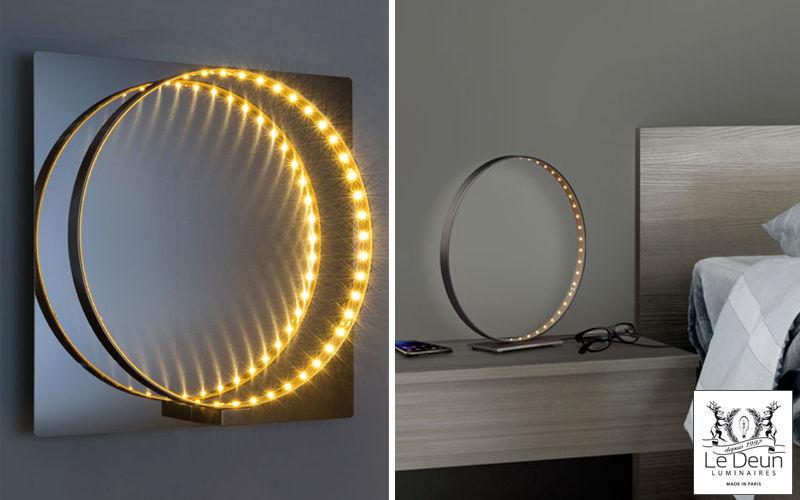 LE DEUN LUMINAIRES Nachttischlampe Lampen & Leuchten Innenbeleuchtung   