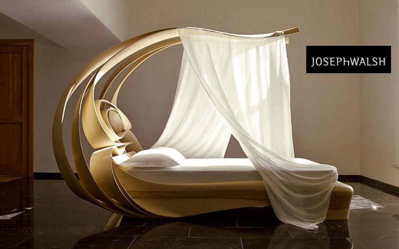 JOSEPH WALSH Doppel-Himmelbett Doppelbett Betten  | Unkonventionell