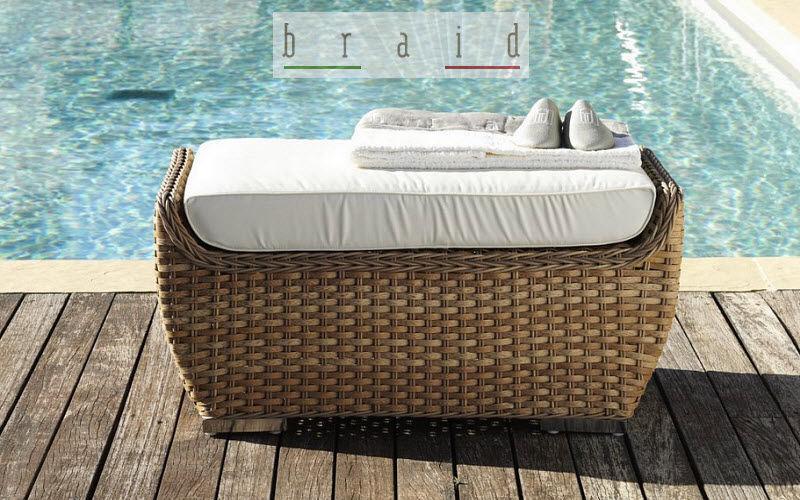 BRAID Außensitzkissen Sonstige Gartenmöbel Gartenmöbel  |