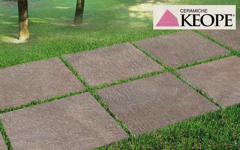 Keope Bodenplatten Außenbereich Außenböden Böden  |