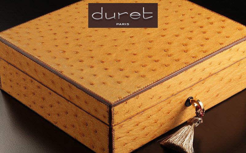 DURET Zigarrenkassetten Tabakwaren Dekorative Gegenstände   
