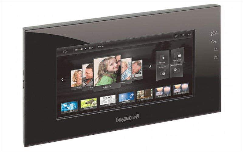 Legrand Touchscreen Haustechnik Fernbedienung Heimelektronik  |