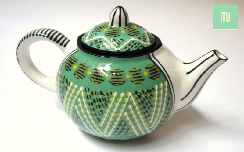 ITU ESPACE DESIGN Teekanne Kaffee- und Teekannen Geschirr  |