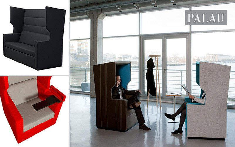 Palau Stuhl mit Armlehne Bürostühle Büro  |