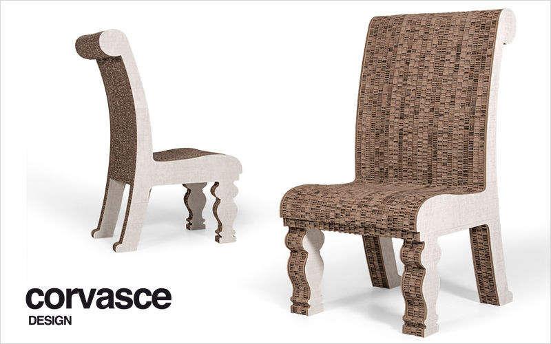 Corvasce Design Stuhl Stühle Sitze & Sofas  |