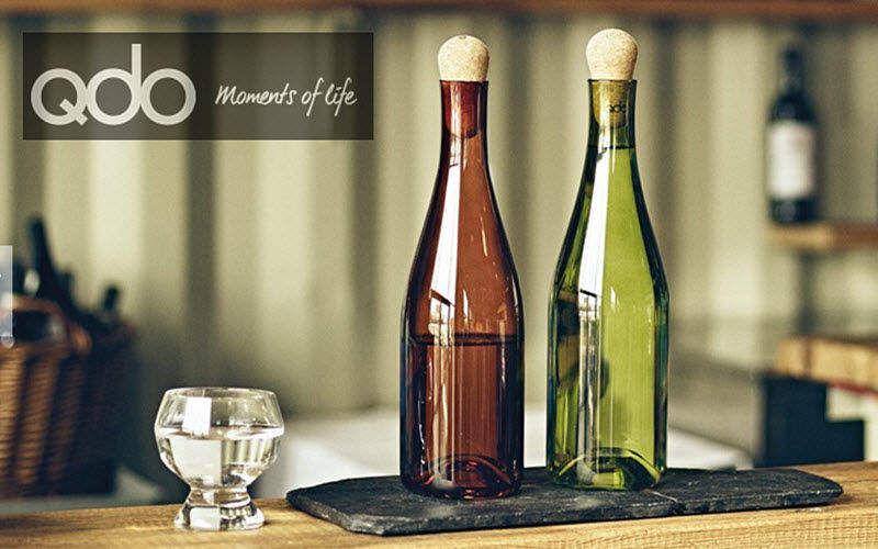 QDO Karaffe Flaschen und Karaffen Glaswaren  |