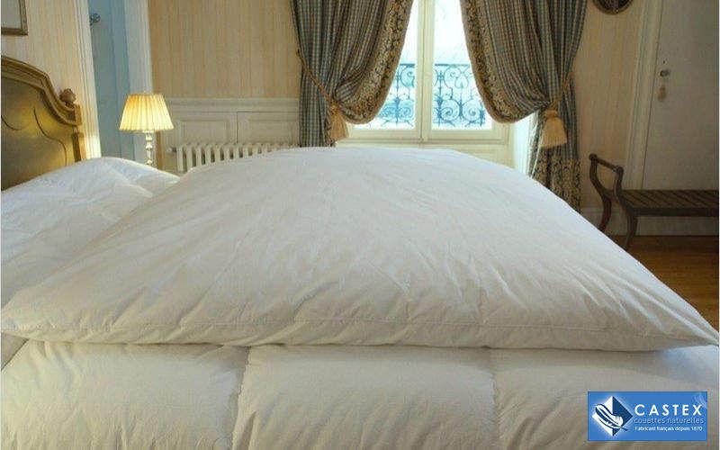 CASTEX couettes naturelles Federbett Bettdecken und Plaids Haushaltswäsche  |