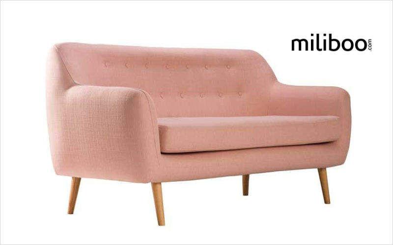 Miliboo Sofa 3-Sitzer Sofas Sitze & Sofas  |