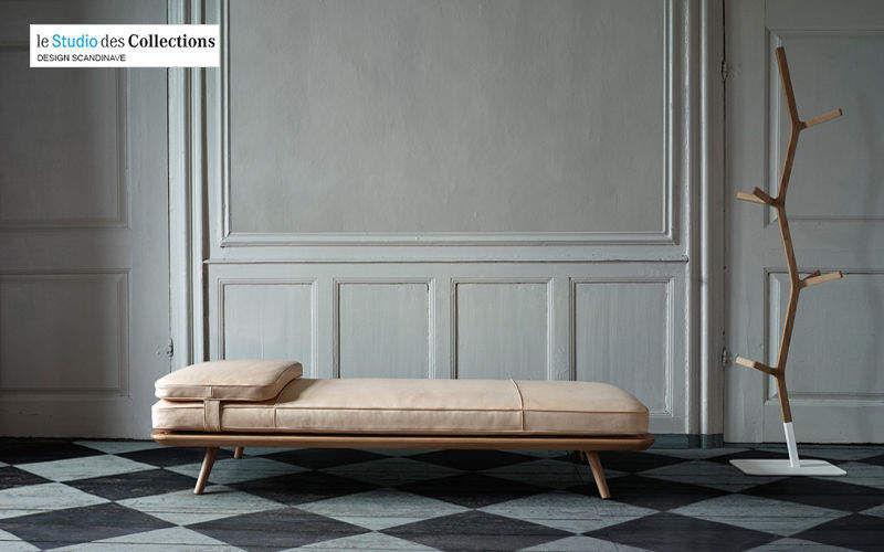 LE STUDIO DES COLLECTIONS Recamiere Einzelbett Betten  |
