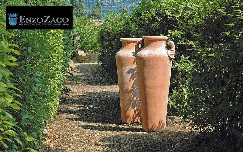 Enzo Zago Amphore Marinegegenstände Dekorative Gegenstände  |
