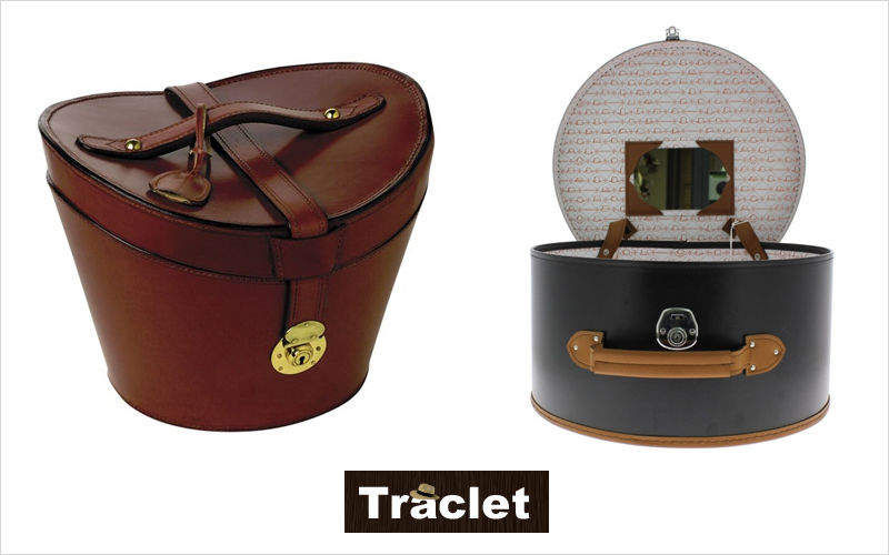 Chapellerie Traclet Hutschachtel Ankleideraumaccessoires Garderobe  |