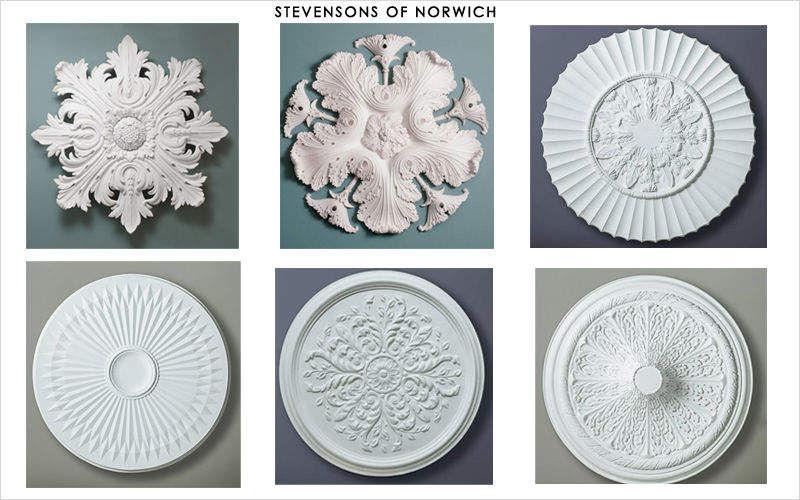 Stevensons Of Norwich Rosetten Architektur Verzierung  |