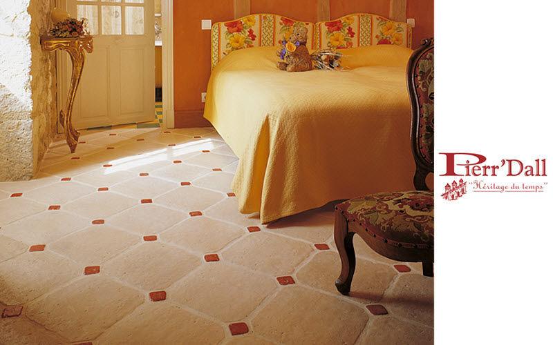 Pierr' Dall Platte aus Naturstein Bodenplatten Böden  |