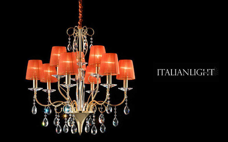 ITALIAN LIGHT Kronleuchter Kronleuchter und Hängelampen Innenbeleuchtung  |