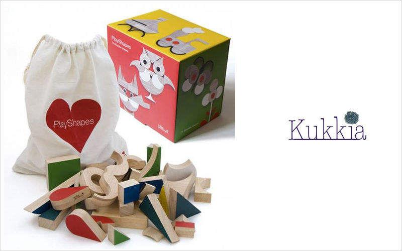 KUKKIA Holzspiel Spiele Spielsachen Spiele & Spielzeuge   