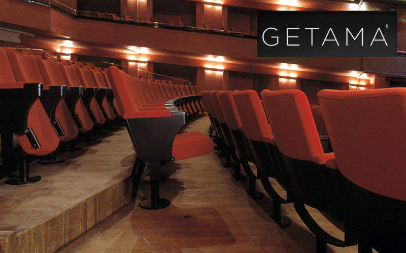GETAMA Sendesaal Sessel Sessel Sitze & Sofas  |