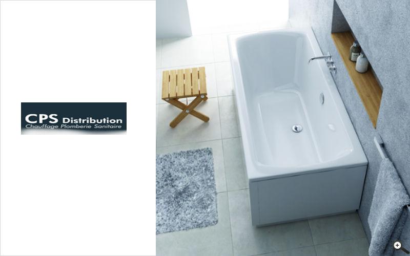CPS DISTRIBUTION Einbaubadewanne Badewannen Bad Sanitär  |