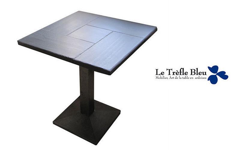 Le Trefle Bleu Bistrotischplatte Esstische Tisch   