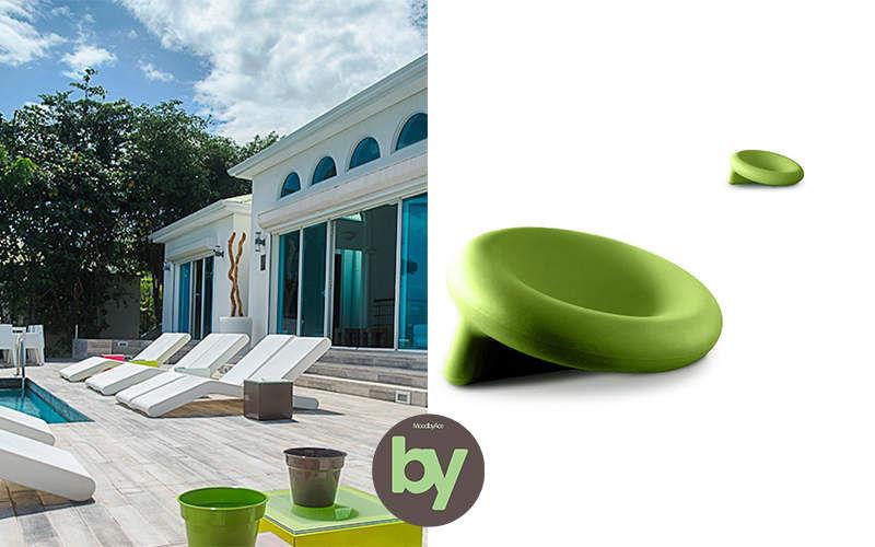 MoodbyAce Sonnenliege Gartenliegen Gartenmöbel  |