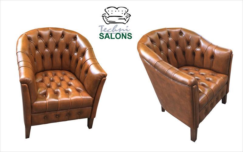 Techni Salons Armsessel Sessel Sitze & Sofas  |
