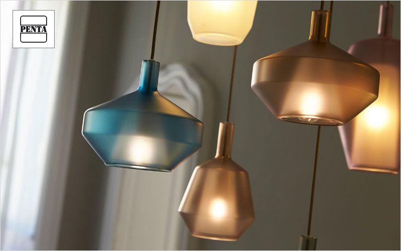 PENTA LIGHT Deckenlampe Hängelampe Kronleuchter und Hängelampen Innenbeleuchtung   