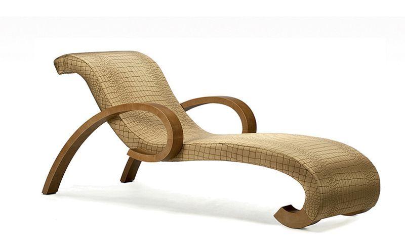 Armani Casa Chaiselongue Chaiselongues Sitze & Sofas   