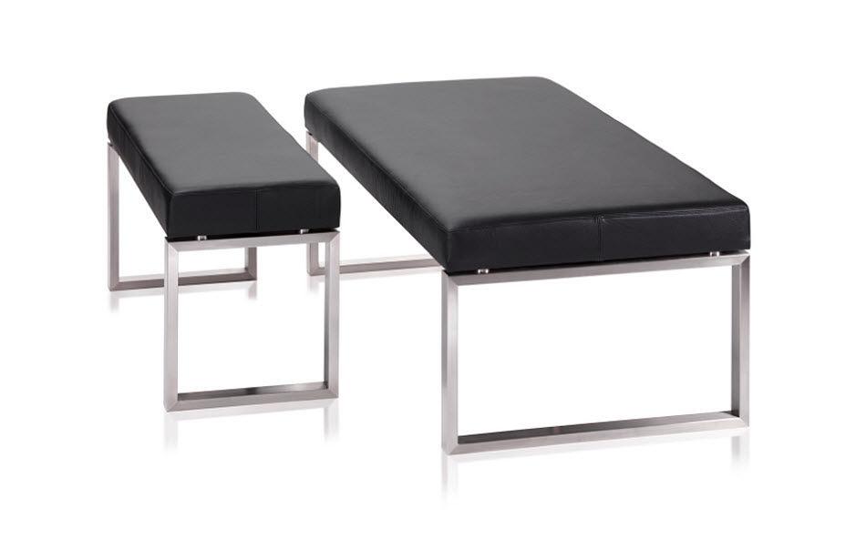 Heine Design Gepolsterte Bank Sitzbänke Sitze & Sofas  |