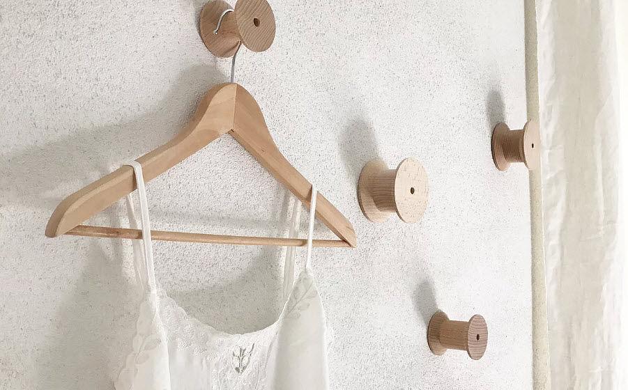 AN°SO Kleiderständer Ankleideraumaccessoires Garderobe  |