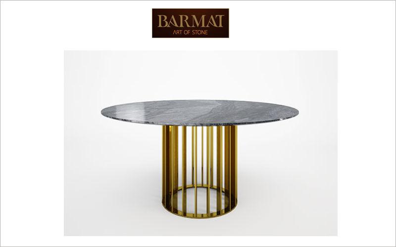 BARMAT Runder Esstisch Esstische Tisch  |