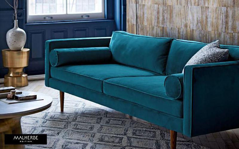 MALHERBE EDITION Sofa 2-Sitzer Sofas Sitze & Sofas  |