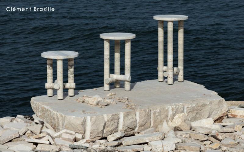 CLEMENT BRAZILLE Beistelltisch Beistelltisch Tisch  |