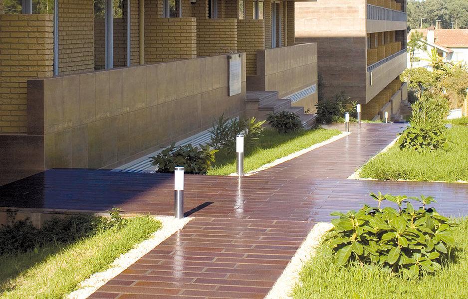 TERRA KLINKER Bodenplatten Außenbereich Außenböden Böden   