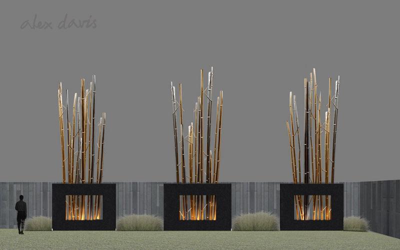 ALEX DAVIS Skulptur Figuren und Skulpturen Kunst  |