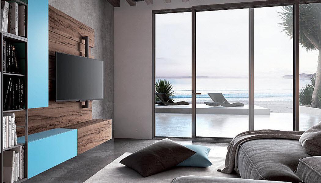 MASTER Schiebeglasfensterfront Balkon-/Terrassentüren Fenster & Türen  |