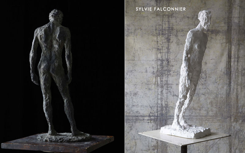 SYLVIE FALCONNIER Skulptur Figuren und Skulpturen Kunst   
