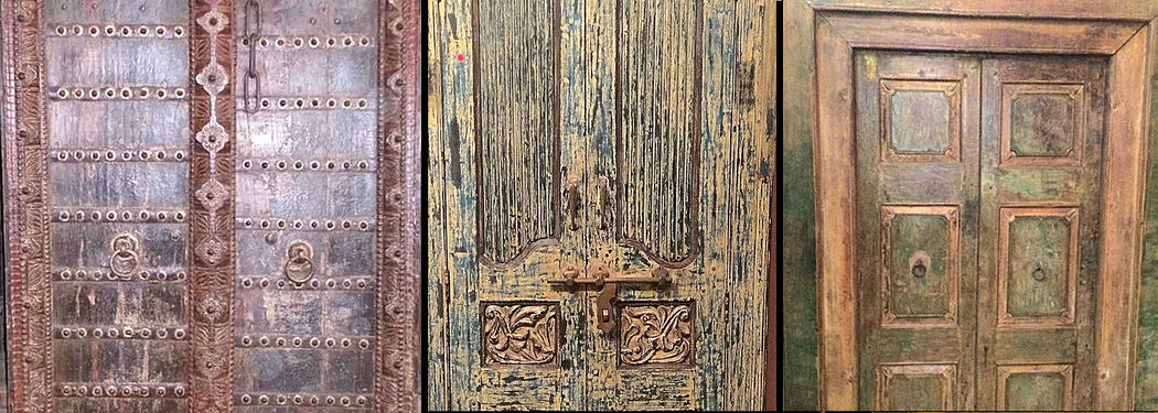 ALEXANDER D'ORIENT Antike Tür Tür Fenster & Türen  |