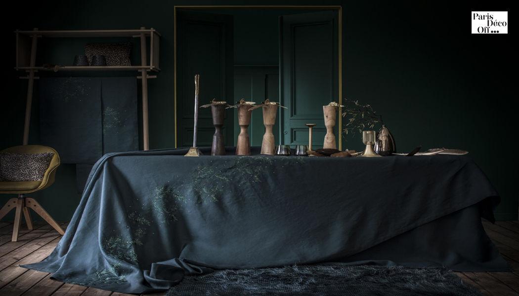 Alexandre Turpault Rechteckige Tischdecke Tischdecken Tischwäsche  |
