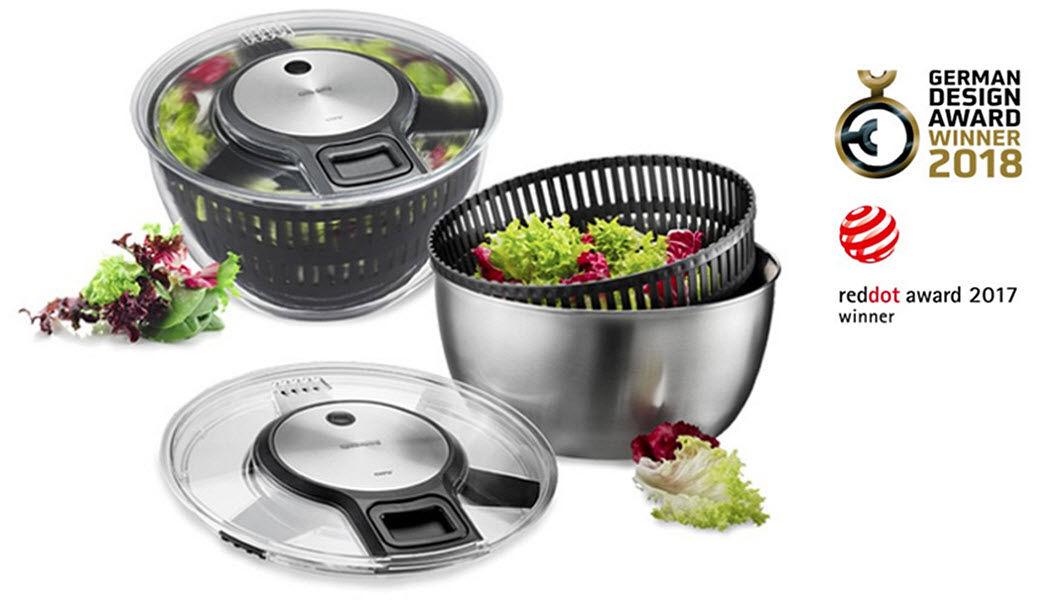 GEFU Salatschleuder Geschirrkörbe Küchenaccessoires  |