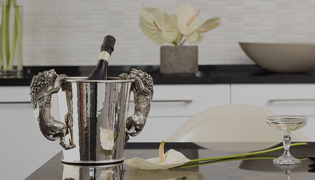 GIOVANNI RASPINI Eiskübel Getränkekühler Tischzubehör  |