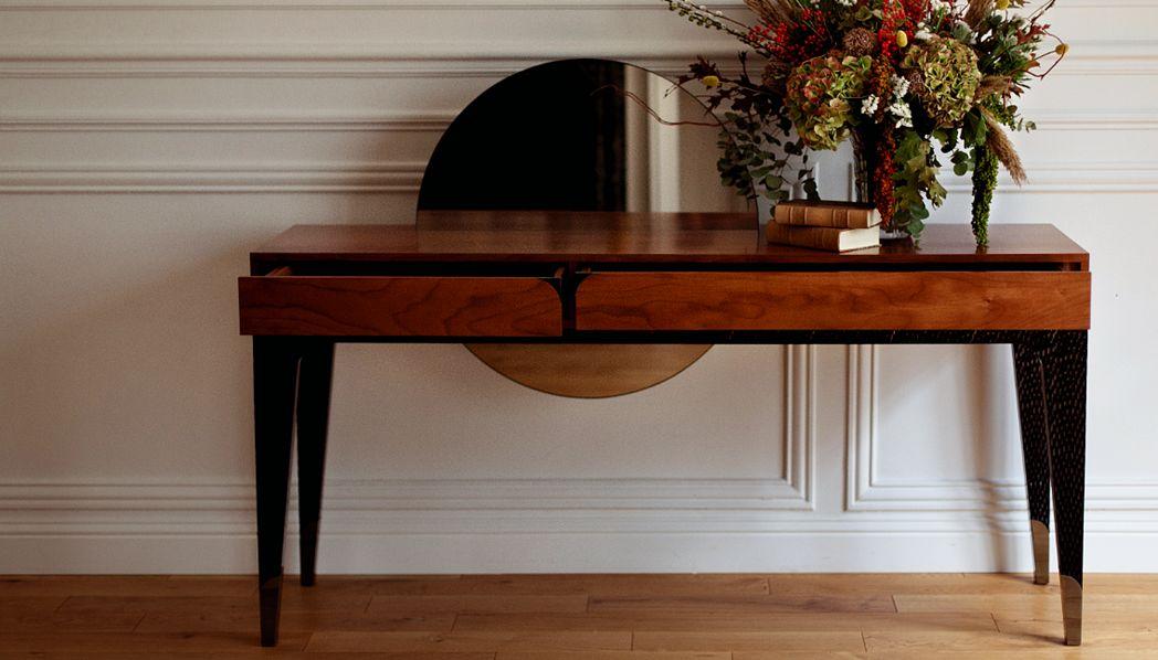 Les Meubles Rinck Wandtisch Esstische Tisch  |